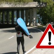 Walchensee - Petition gegen die Kirchlwand-Galerie - Parkplatzsperrung